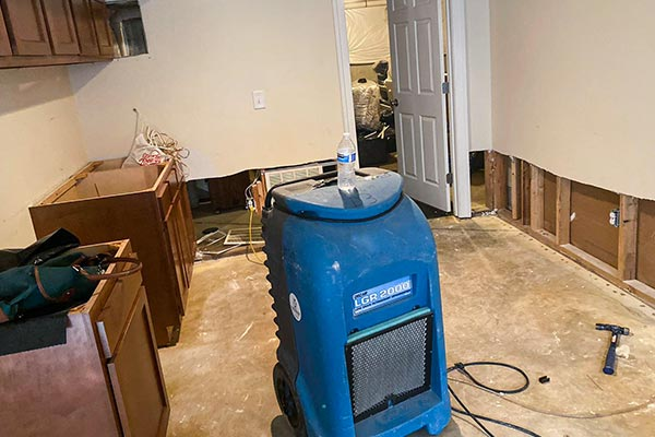 Water Damage Clean Up Services